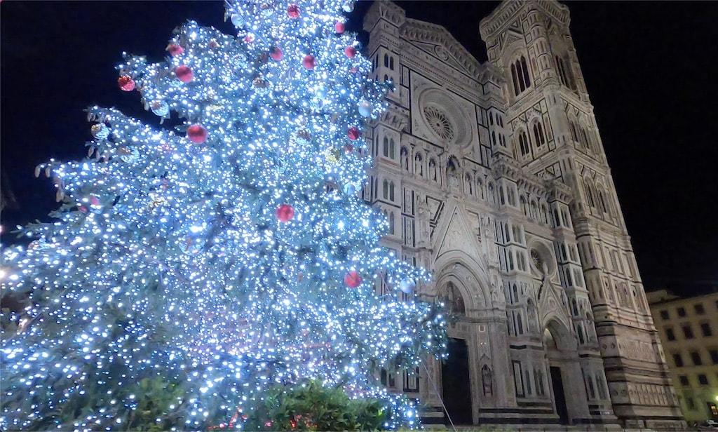 大聖堂 クリスマス ツリー