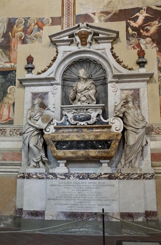 ガリレオの墓